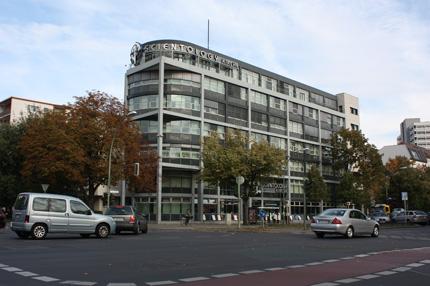 Scientology Berlin - Die Org